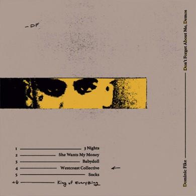 Carátula - Dominic Fike - 3 Nights
