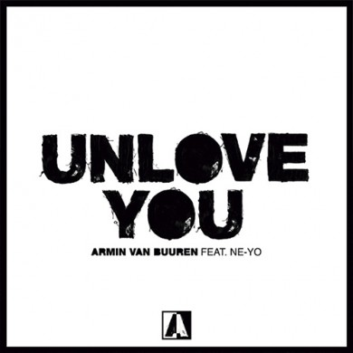 Carátula - Armin Van Buuren - Unlove You