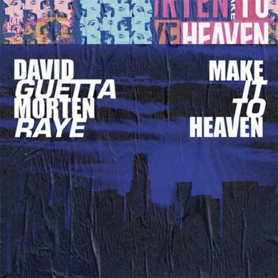 Carátula - David Guetta - Make It To Heaven
