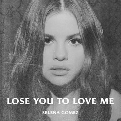Carátula - Selena Gomez - Lose You To Love Me
