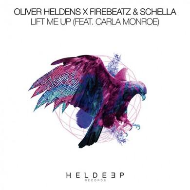 Carátula - Oliver Heldens - Lift Me Up