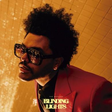 Carátula - The Weeknd - Blinding Lights
