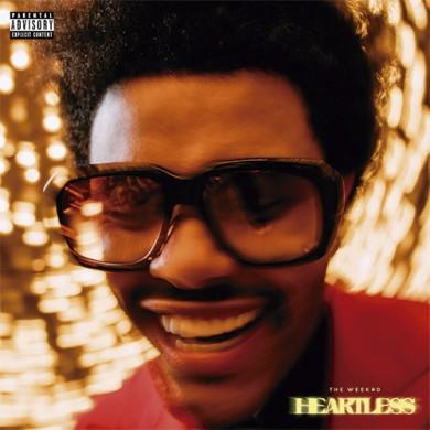 Carátula - The Weeknd - Heartless