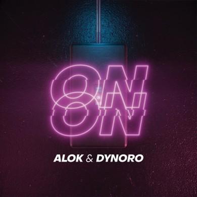 Carátula - Alok & Dynoro - On & On