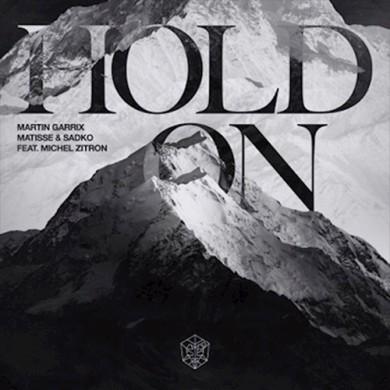 Carátula - Martin Garrix Feat. Michel Zitron - Hold On