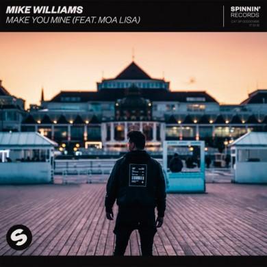 Carátula - Mike Williams feat. Moa Lisa - Make You Mine