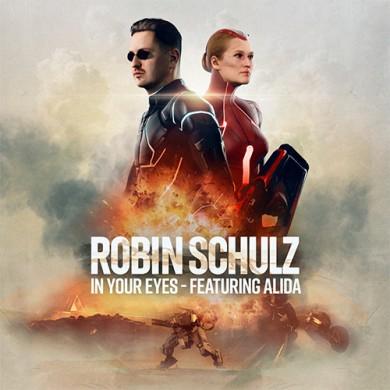 Carátula - Robin Schulz feat. Alida - In Your Eyes