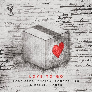 Carátula - Lost Frequencies - Love To Go