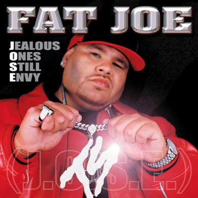 Carátula - Fat Joe feat. Ashanti - What's Luv