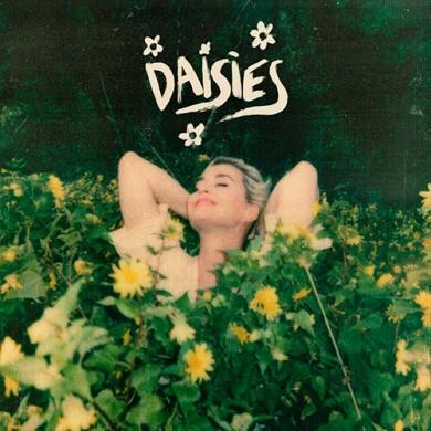 Carátula - Katy Perry - Daisies