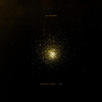 Carátula - Kendrick Lamar - All The Stars