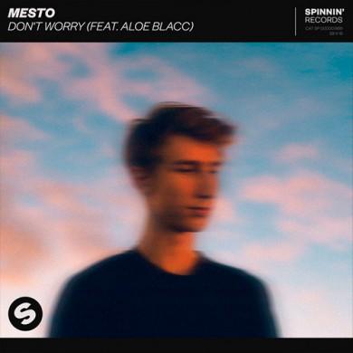 Carátula - Mesto feat. Aloe Blacc - Don't Worry