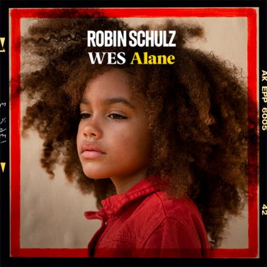 Carátula - Robin Schulz - Alane