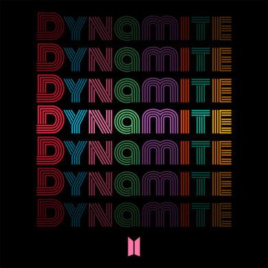 Carátula - BTS - Dynamite