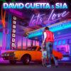 Carátula de David Guetta & Sia - Let's Love