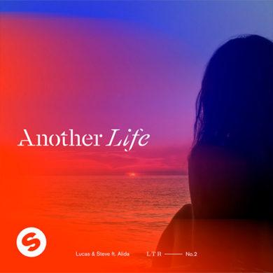 Carátula - Lucas & Steve feat. Alida - Another Life