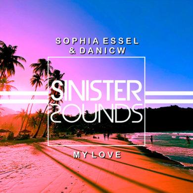 Carátula - Sophia Essel - My Love
