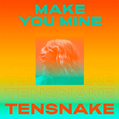 Carátula - Tensnake - Make You Mine