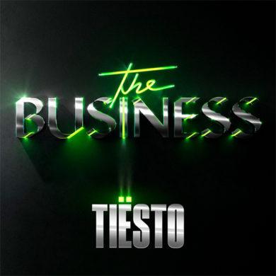 Carátula - Tiësto - The Business