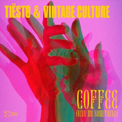 Carátula - Tiesto - Coffee