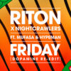 Carátula de Riton feat. Nightcrawlers - Friday