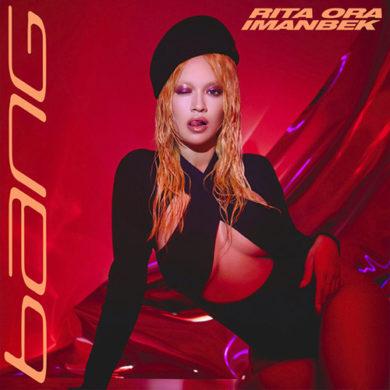 Carátula - Rita Ora - Bang Bang