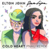 Carátula de Elton John feat. Dua Lipa - Cold Heart (PNAU Remix)